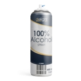 100% Alkohol spray - 500 ml - 17289C